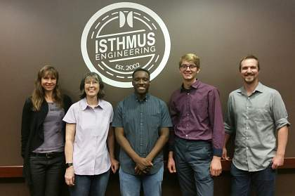Isthmus Interns Featured on MHTA SciTechsperience Blog
