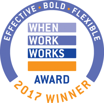 Isthmus Recognized for Innovative and Effective Workplace Practices