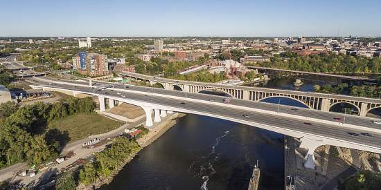 I-35W St. Anthony Falls Bridge